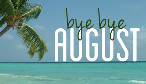 August Recap: Season Of Joy